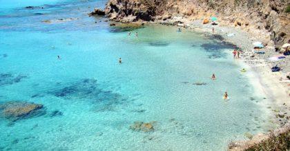 la spiaggia di Turri
